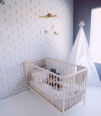 ARC Wooden Baby Mobile